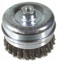 Wire brushes for metals
